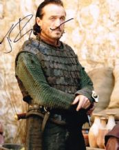 Jerome Flynn Autograph Signed Photo - Game of Thrones